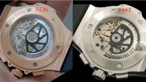 đồng hồ Hublot dây trắng giá rẻ