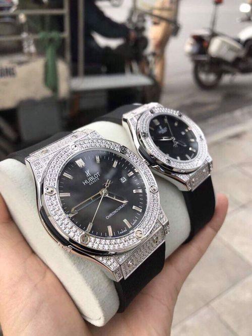 đồng hồ Hublot đôi giá rẻ