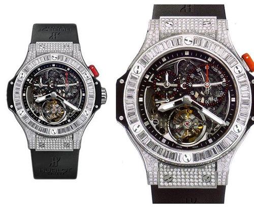7 mẫu đồng hồ Hublot đắt nhất thế giới dành cho giới siêu giàu
