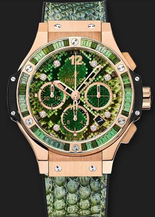 đồng hồ hublot đính kim cương đắt nhất