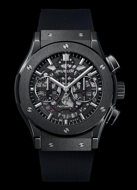 Có nên mua đồng hồ Hublot 5 kim làm quà tặng hay không