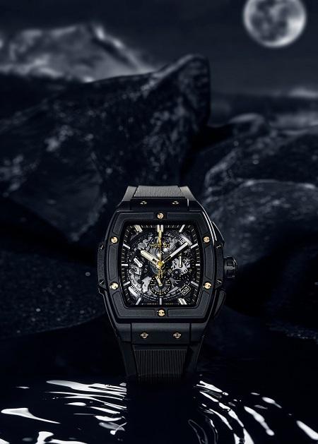 Đồng hồ hublot 6 kim – đẳng cấp đến từ thương hiệu