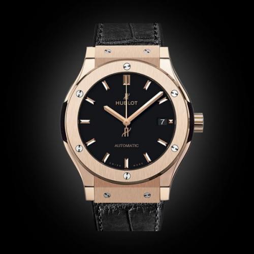 Bộ sưu tập đồng hồ Hublot King Gold đẳng cấp dành cho nam -1
