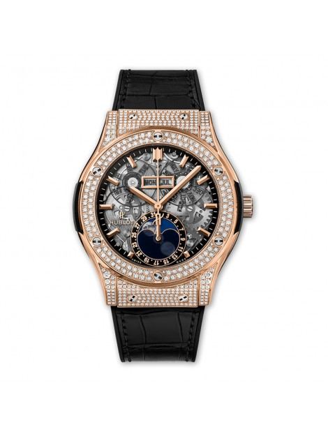Bộ sưu tập đồng hồ Hublot King Gold đẳng cấp dành cho nam -3