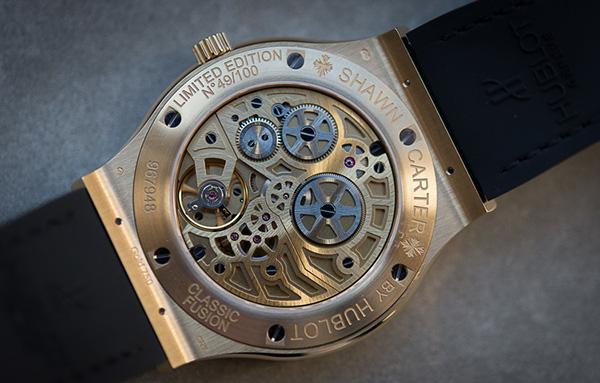 Đồng hồ Hublot chạy cơ có chất lượng như thế nào?