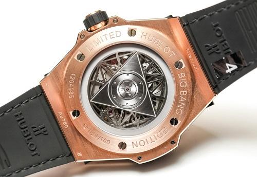 Đồng hồ Hublot Limited: phiên bản giới hạn