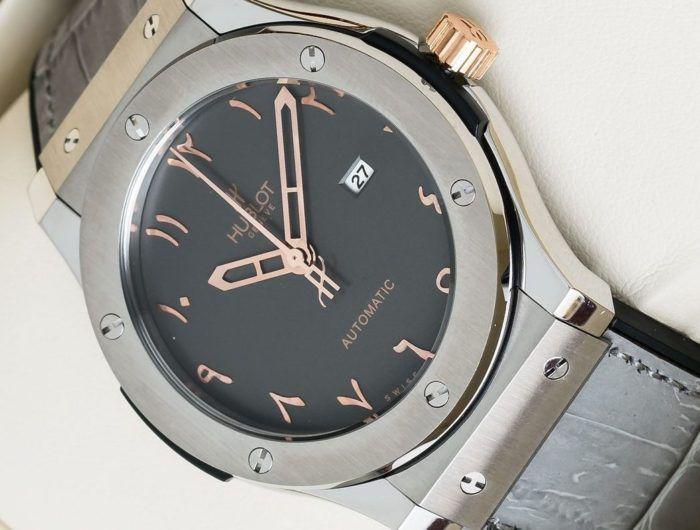 Top 6 mẫu đồng hồ Hublot nam sang trọng nhất