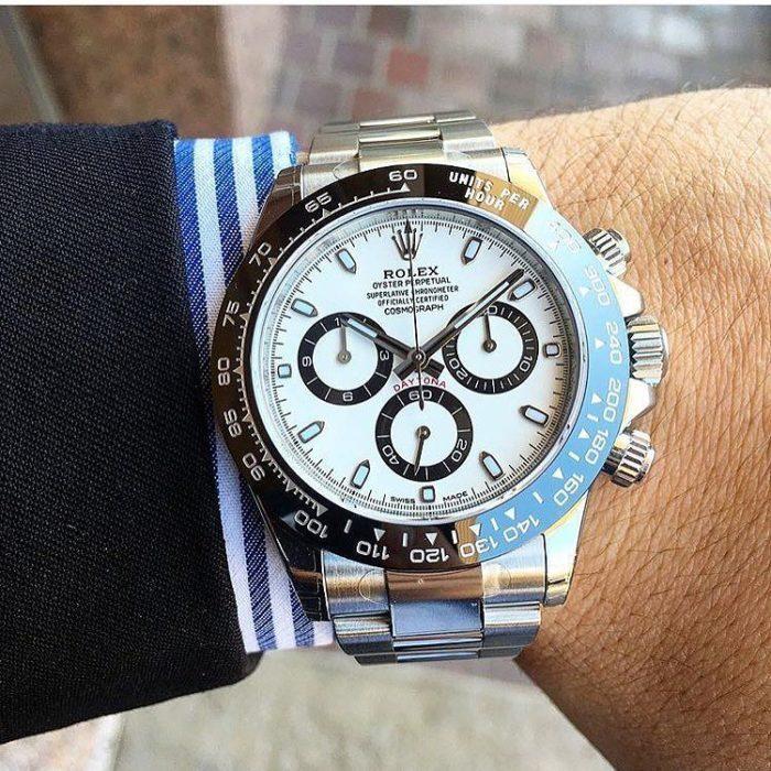 Cách chỉnh giờ đồng hồ Rolex đơn giản cho người mới-1