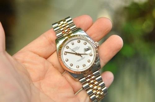 Có nên mua đồng hồ Rolex cũ hay không?