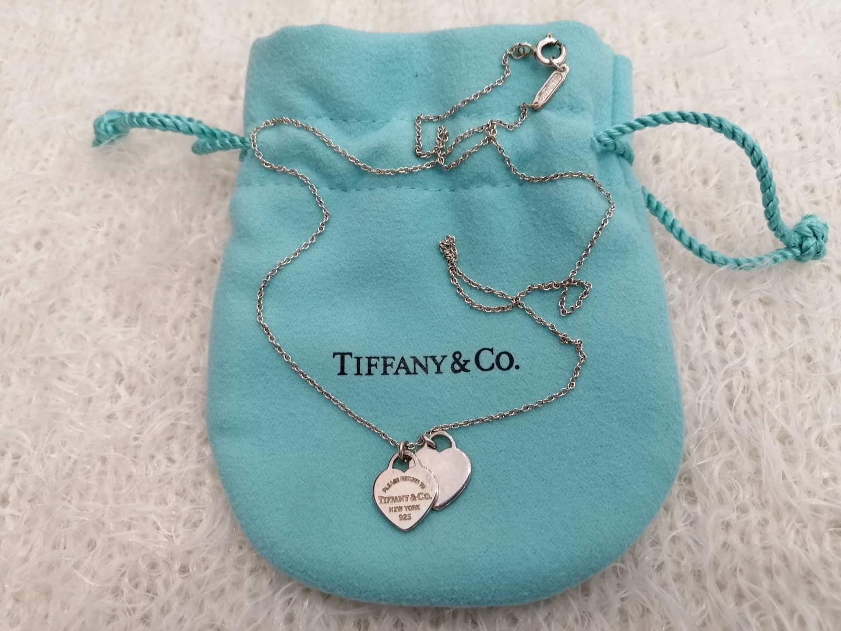 Vì sao dây chuyền Tiffany & Co