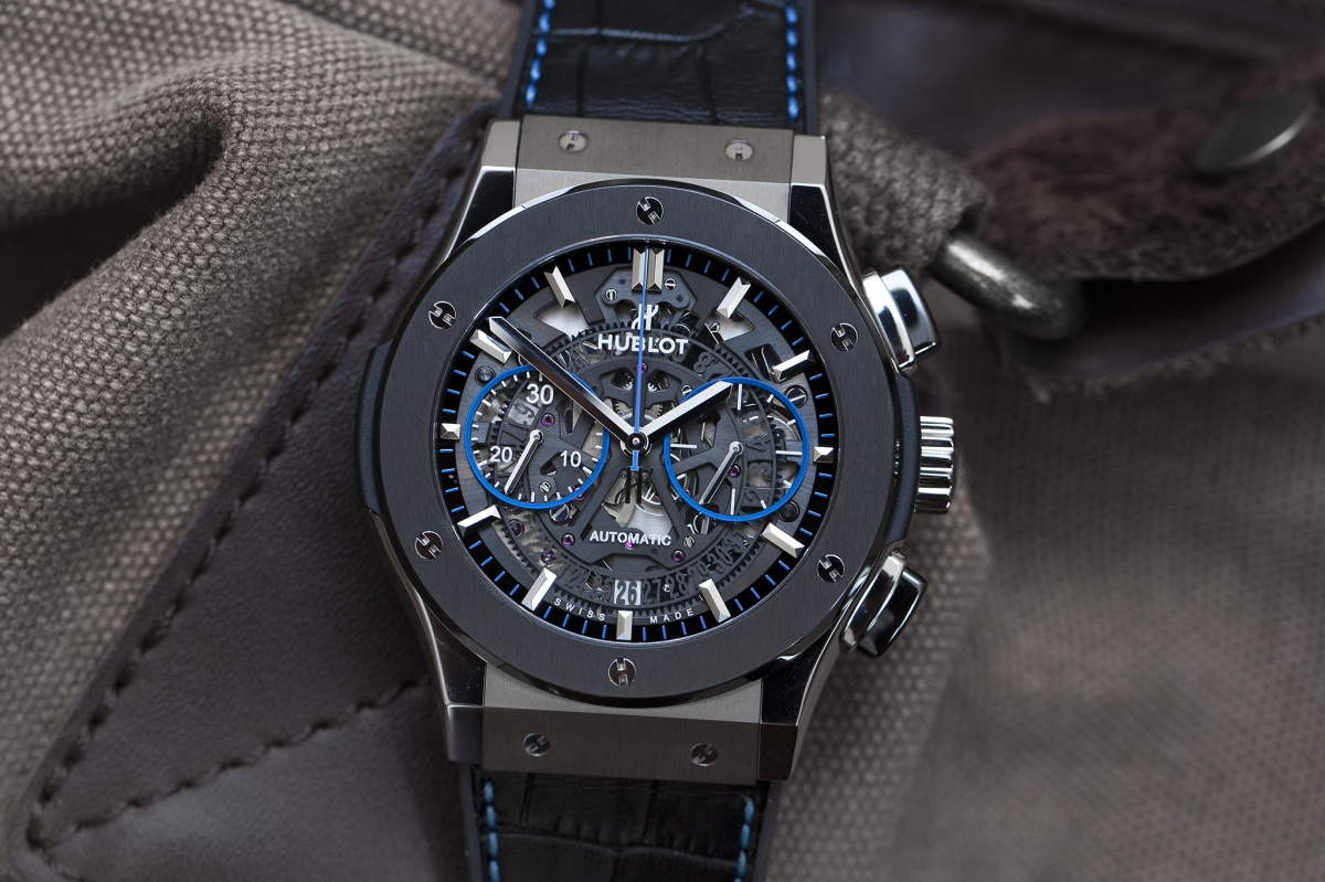 Đồng hồ Hublot là cơ hay pin? Cách sử dụng đồng hồ cơ