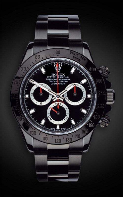 Đồng hồ rolex 6 kim cực sang trọng cho nam giới