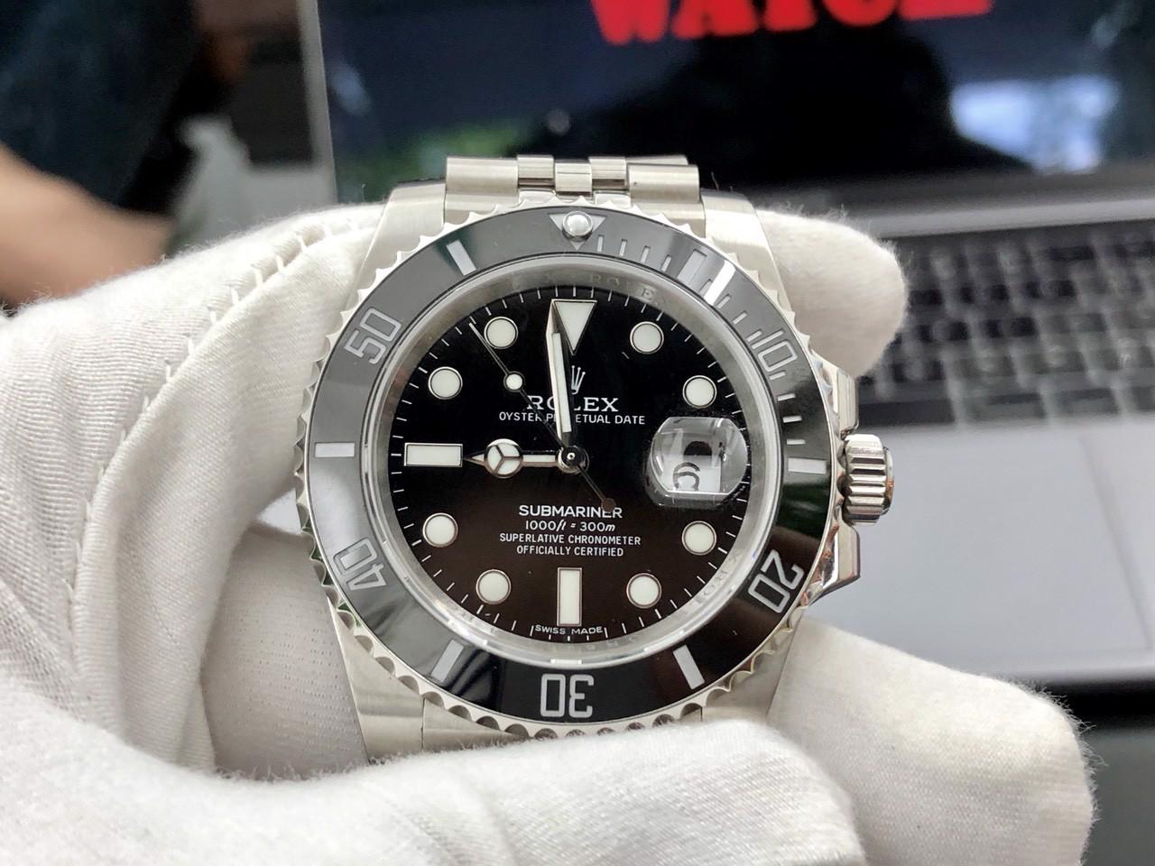 Đồng hồ Rolex bạc – Trang sức đẳng cấp mọi thời đại