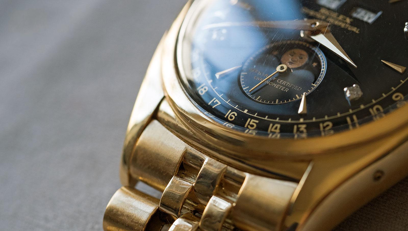 Đồng hồ Rolex bằng vàng có đặc điểm gì?-1
