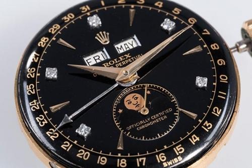 Bí mật đằng sau đồng hồ Rolex Bảo Đại
