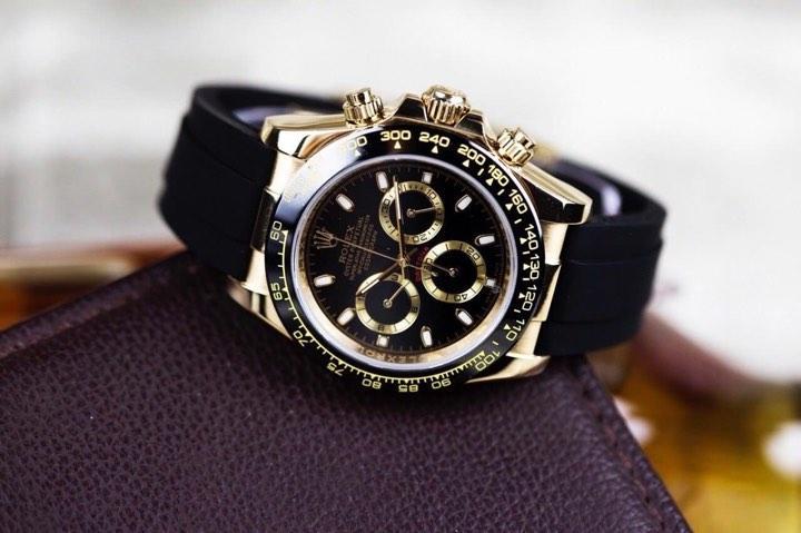 Đồng hồ Rolex cơ – Biểu tượng của sự đẳng cấp, thời thượng và cá tính