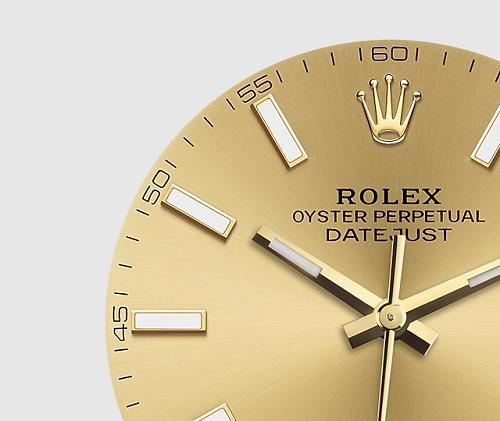 """Những điểm """"hiếm có khó tìm"""" của mẫu đồng hồ Rolex DateJust 41"""