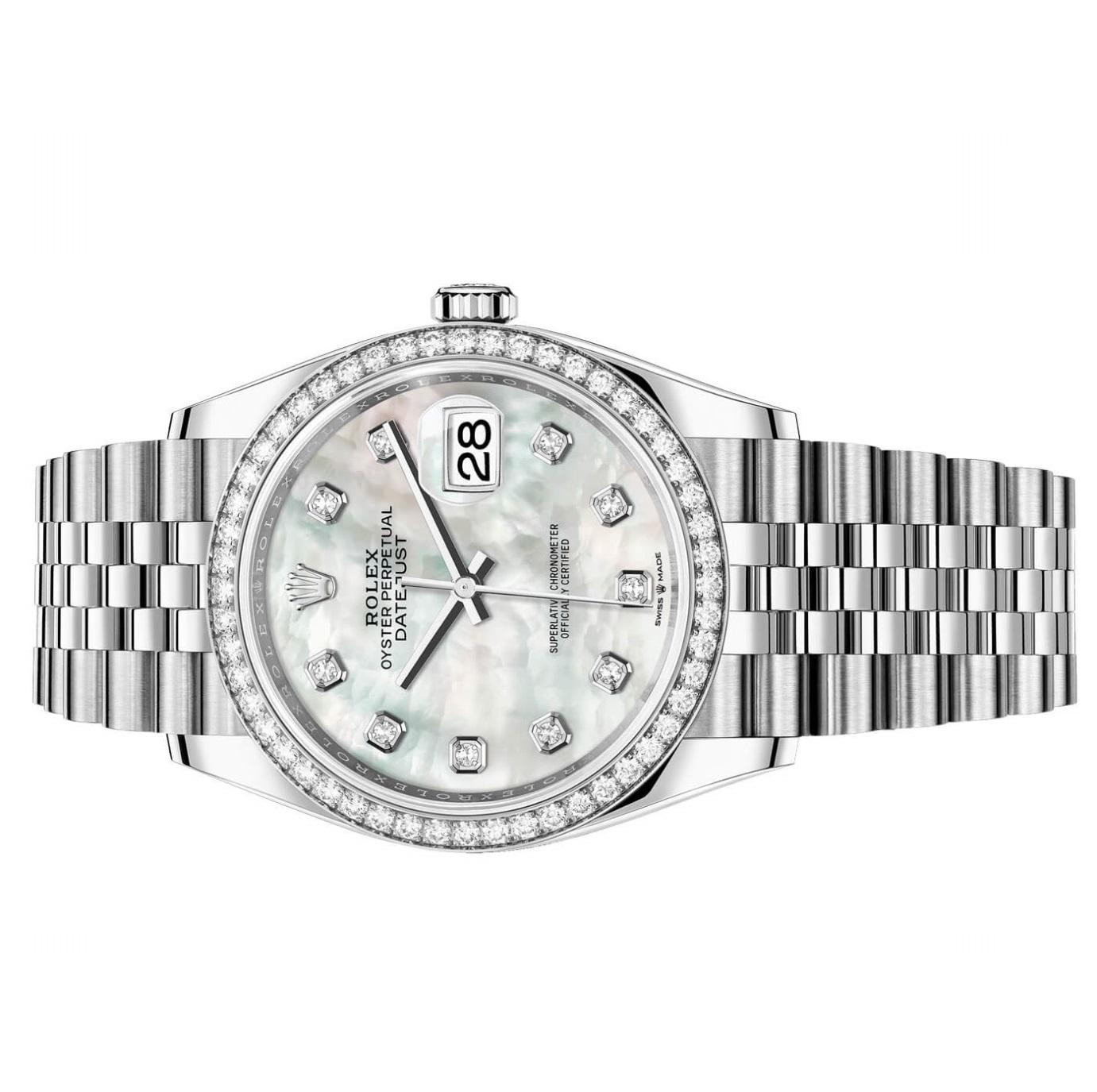 Đánh giá về các mẫu đồng hồ Rolex Datejust trên thị trường