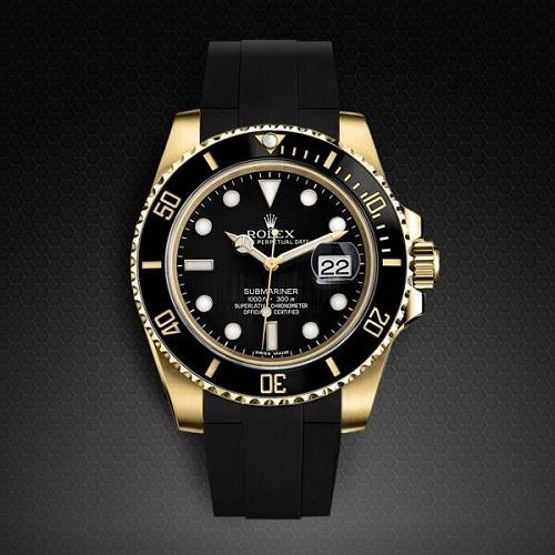 Ưu, nhược điểm của các dòng đồng hồ Rolex dây cao su
