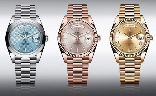 Điều gì khiến đồng hồ Rolex Day Date lại đặc biệt đến thế?