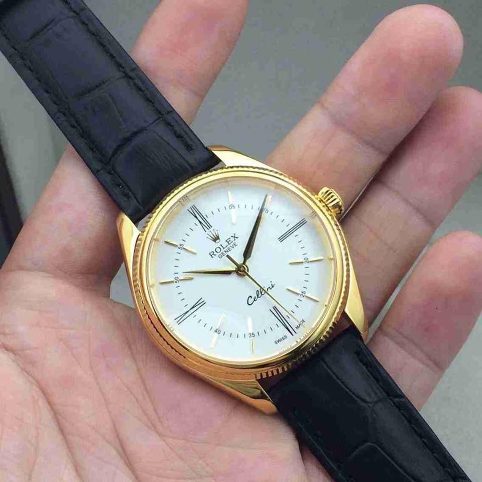 Đồng hồ Rolex Geneve Sapphire-1