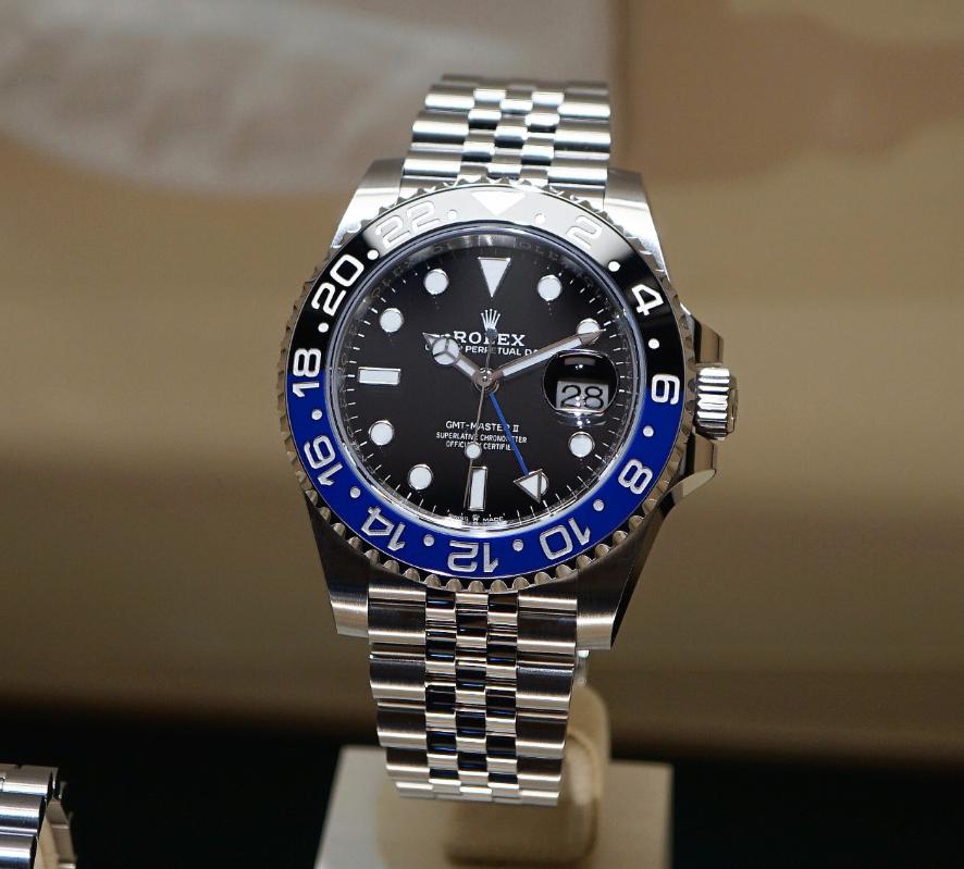 Đồng hồ Rolex GMT – Master ii – chuẩn mực vẻ đẹp dành cho các quý ông