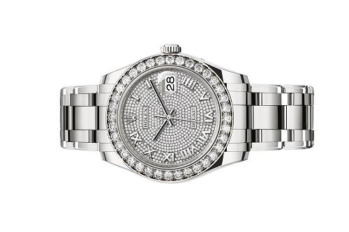 Những điều cần biết về đồng hồ rolex kim cương