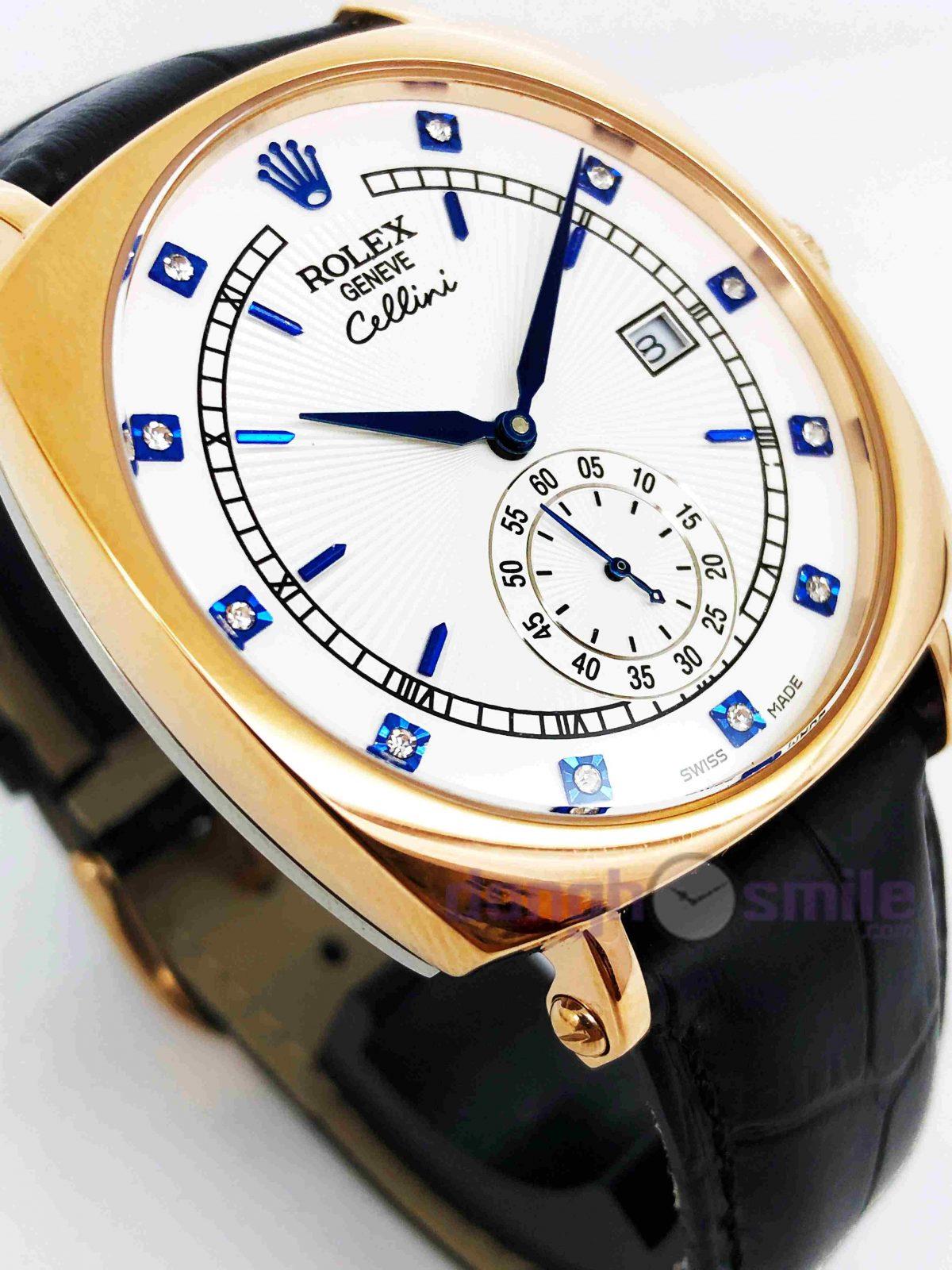 Đồng hồ Rolex mặt vuông độc đáo