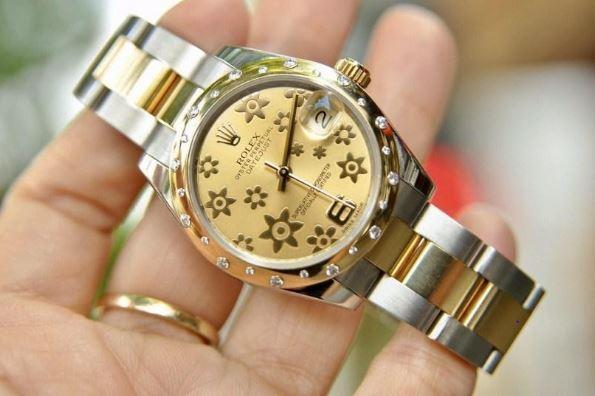 Đồng hồ Rolex Oyster Perpetual Datejust nữ ẩn chứa ý nghĩa gì?