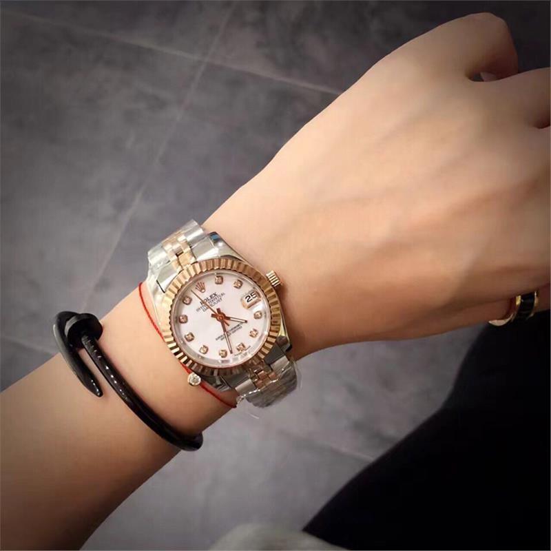 Đẳng cấp, thời thượng với các mẫu đồng hồ Rolex nữ