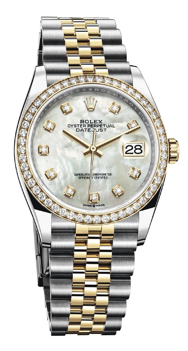 Bighouse – Cung cấp đồng hồ Rolex Oyster Perpetual Date chính hãng