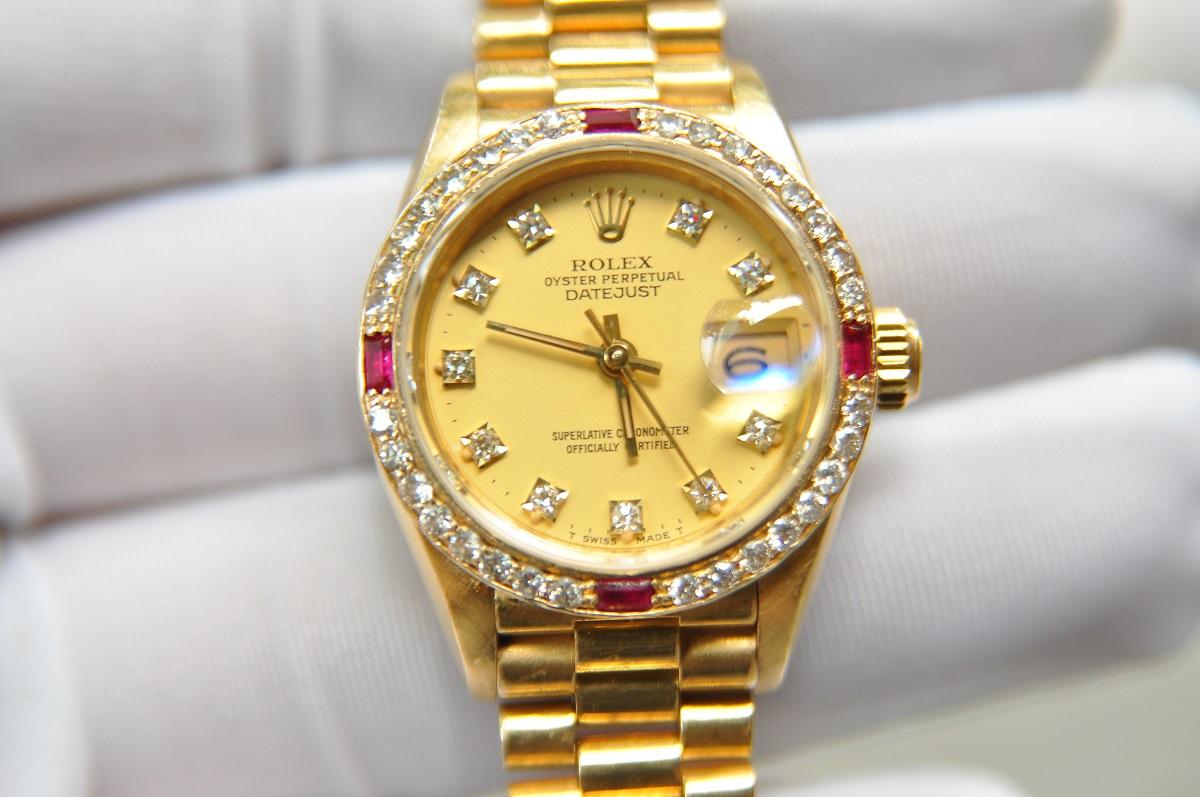 Lưu ý dành riêng cho bạn khi mua đồng hồ rolex