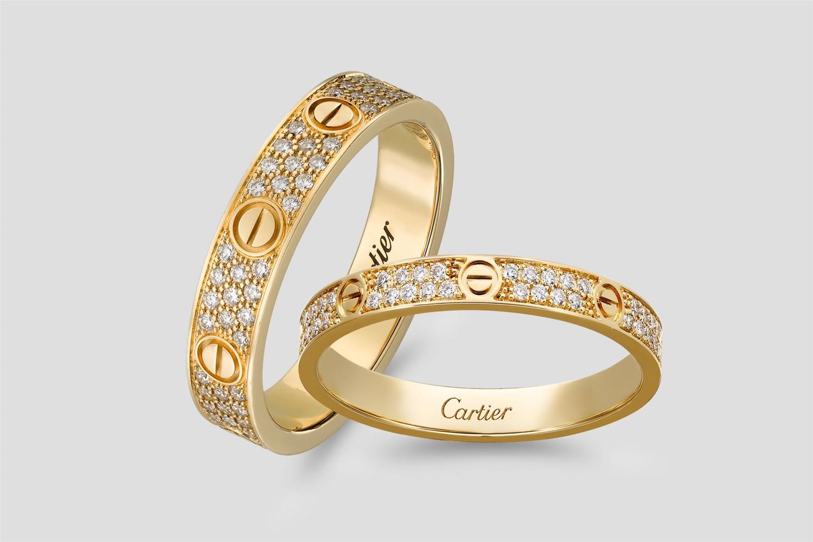 Mách bạn làm sao để mua nhẫn cartier chính hãng, chất lượng?