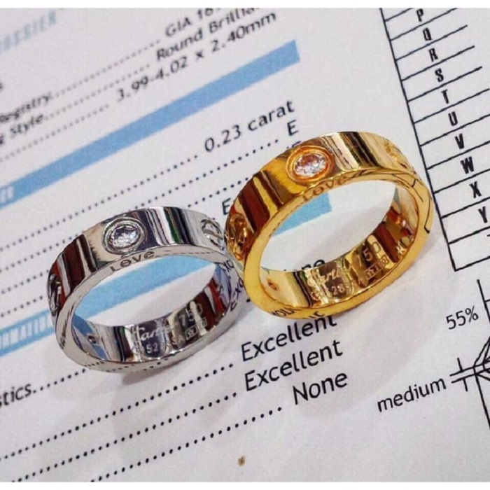 mua nhẫn cưới cartier
