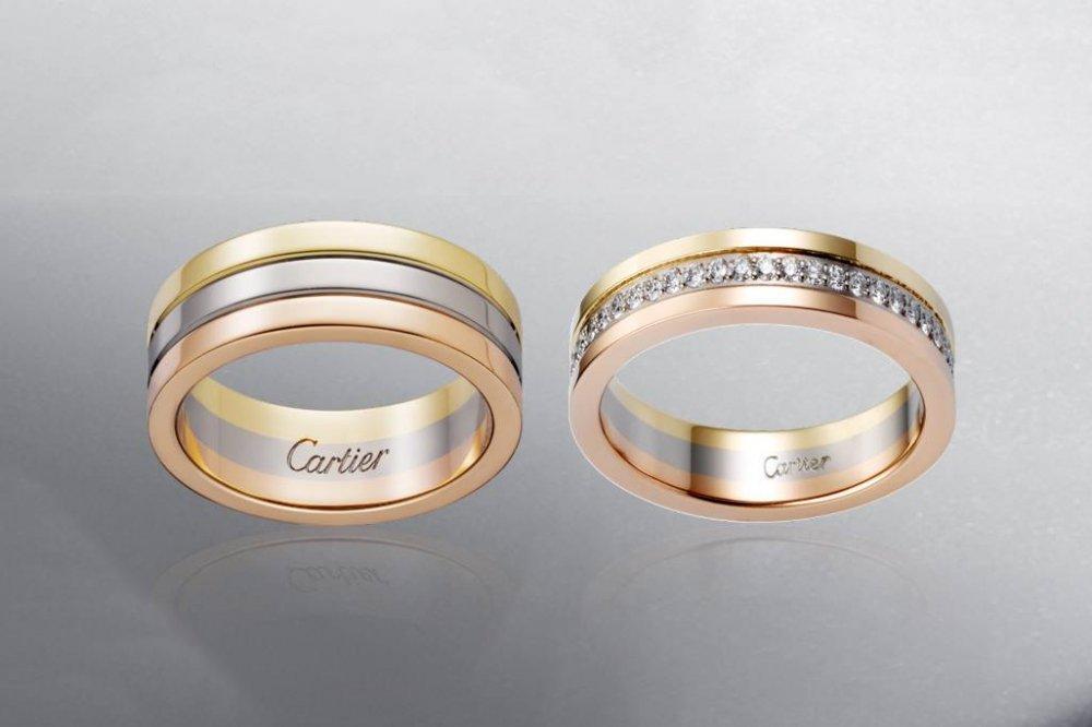 Khi nào thích hợp để mua nhẫn cặp cartier?-1