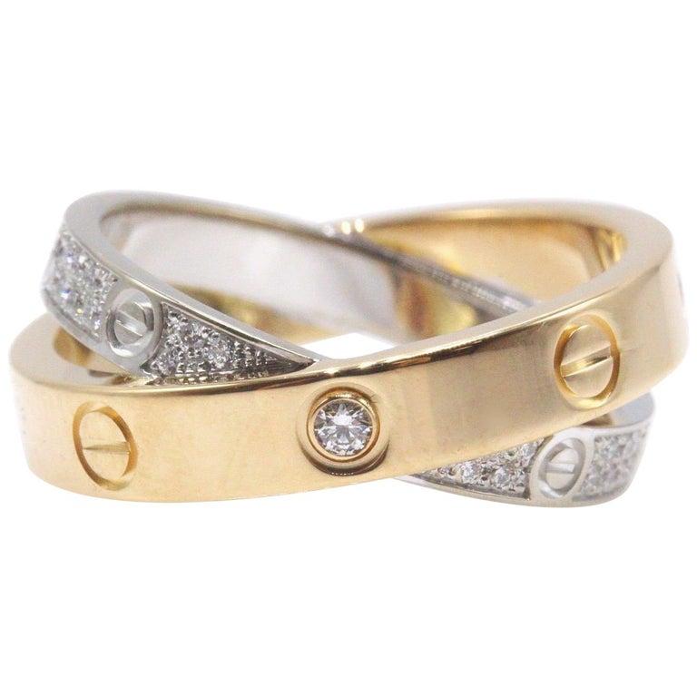 Nhẫn Cartier love ring- Sứ giả trong hành trình gắn kết yêu thương