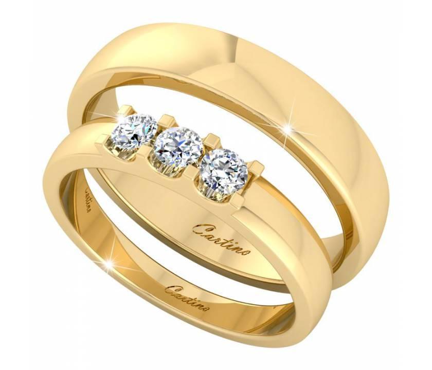 Nhẫn cưới Cartier bao nhiêu tiền?-1-3