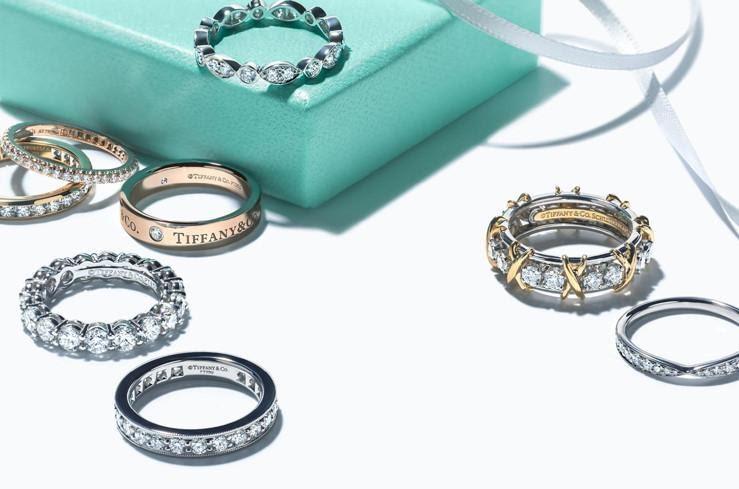 Nhẫn cưới Tiffany & Co - Biểu tượng cho tình yêu gắn kết bền chặt -1