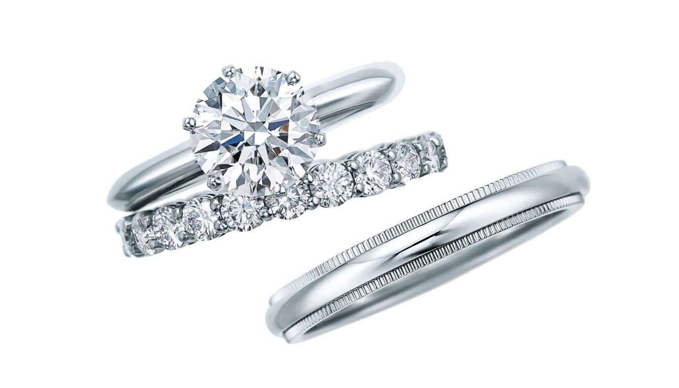 Nhẫn cưới Tiffany & Co – Biểu tượng cho tình yêu gắn kết bền chặt