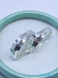 Nhẫn đôi cartier chính hãng khẳng định tình yêu vĩnh cửu
