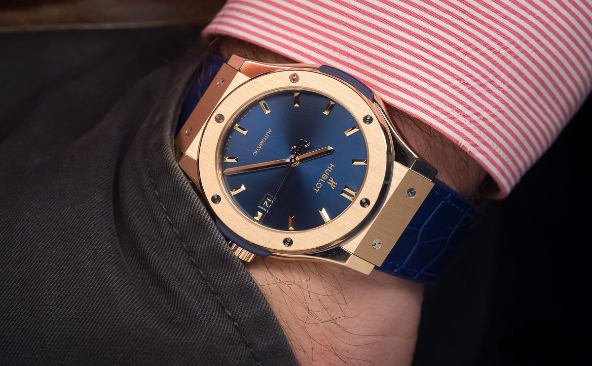tại sao đồng hồ hublot đắt