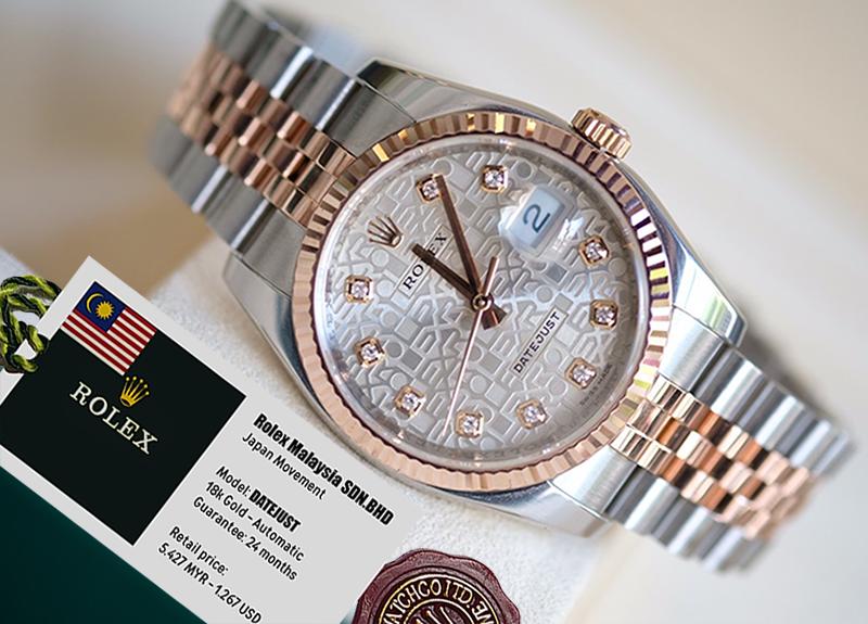 [Giải đáp giúp bạn] Tại sao đồng hồ Rolex lại đắt đỏ đến vậy?