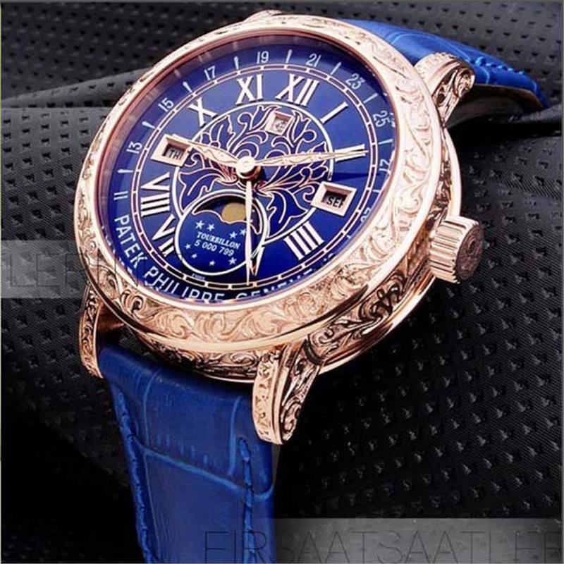 Đồng hồ patek philippe Sky Moon Tourbillon