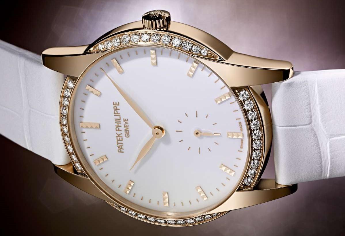 Đồng hồ patek philippe geneve dây da nữ – biểu tượng cho phụ nữ thành công