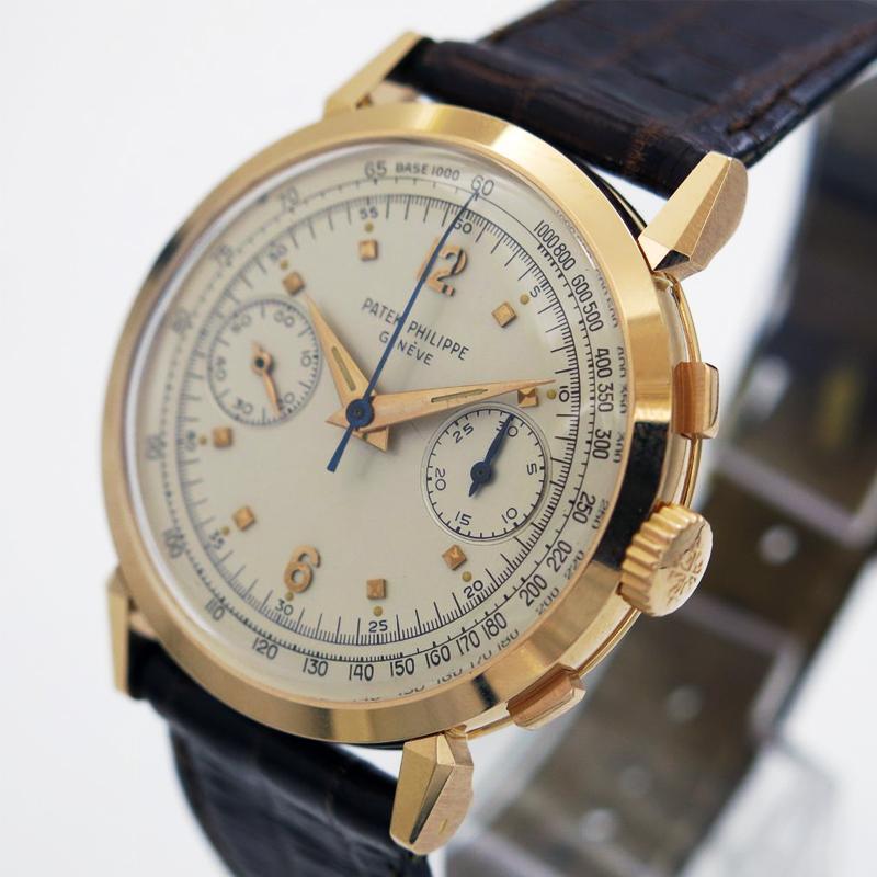 Chiêm ngưỡng các mẫu đồng hồ Patek Philippe cổ-3
