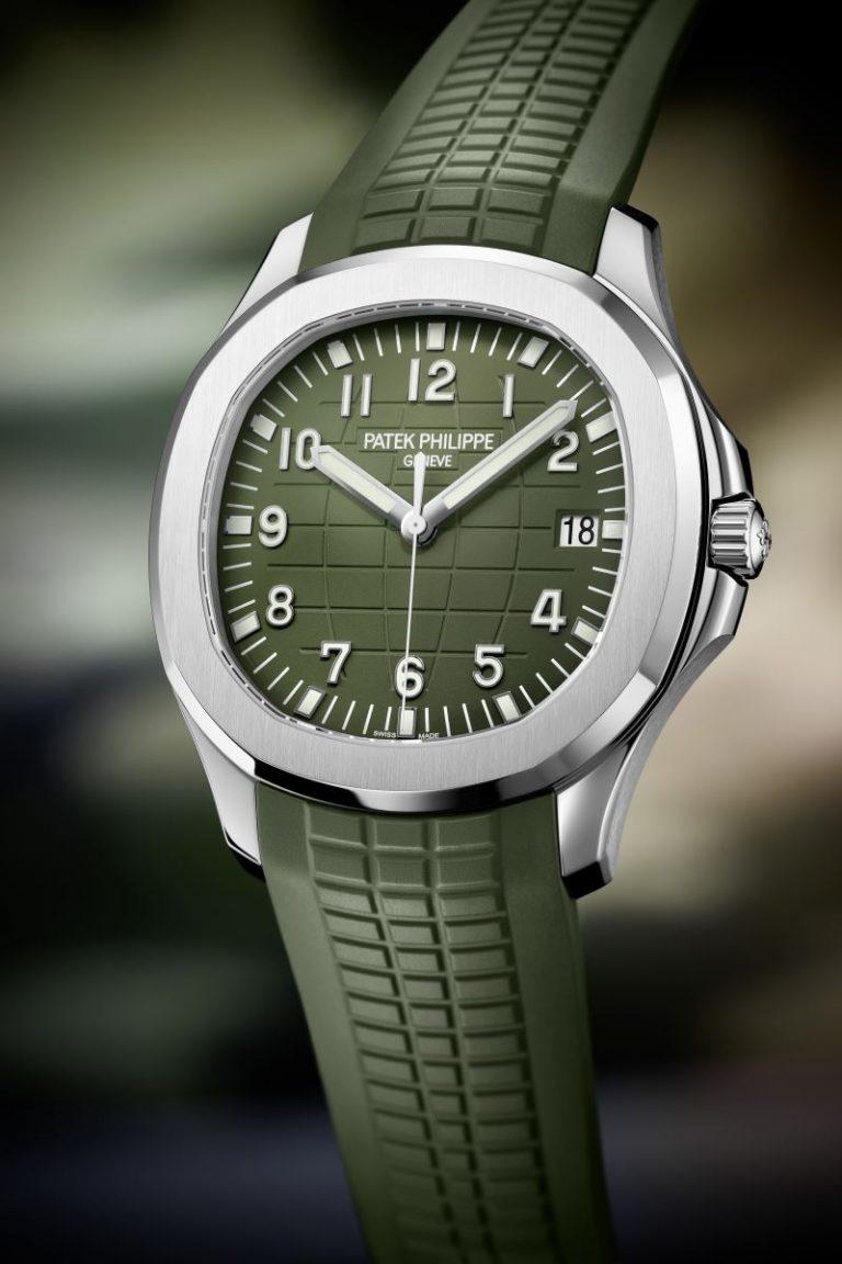 Đồng hồ Patek Philippe Aquanaut là sản phẩm như thế nào?