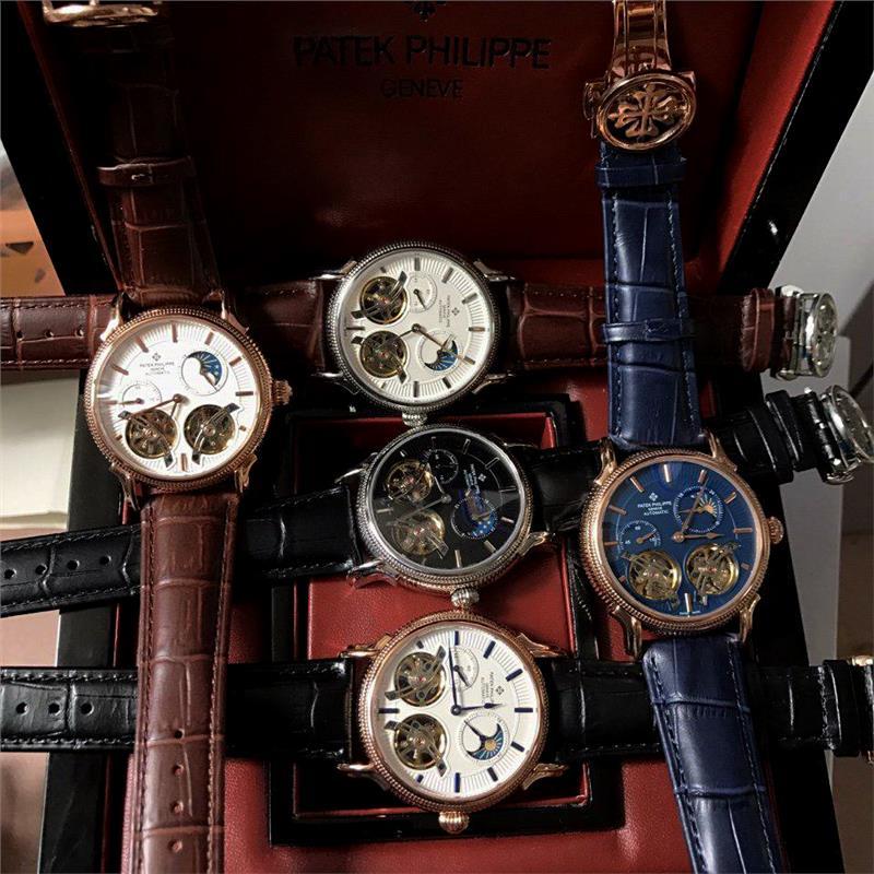 Tìm hiểu đồng hồ Patek Philippe Automatic p.p898