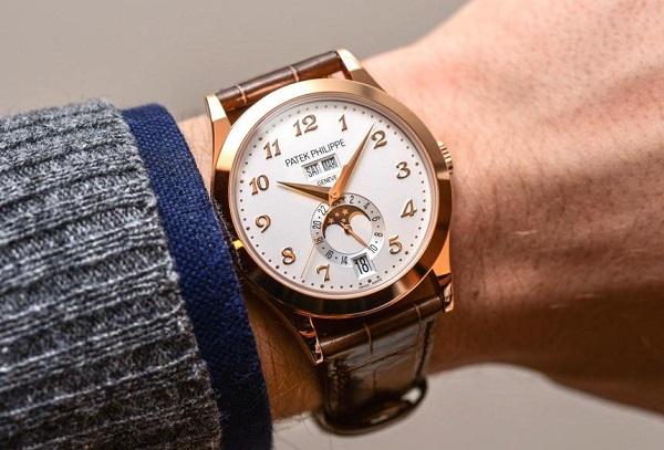 Khám phá điểm nổi bật của đồng hồ Patek Philippe Nautilus