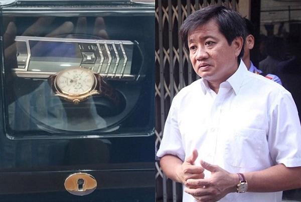 Đồng hồ Patek Philippe của ông Đoàn Ngọc Hải có gì mà bán với giá tiền tỷ