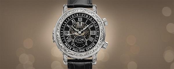 Điểm danh top 5 đồng hồ Patek Philippe đắt nhất thế giới